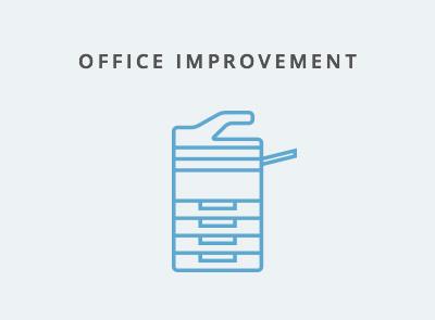 最新のOA機器でオフィス環境を改善したい!